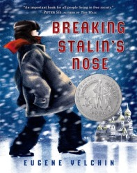 BreakingStalin's Nose book cover