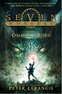 Seven Wonders: Colossus Rises book cover
