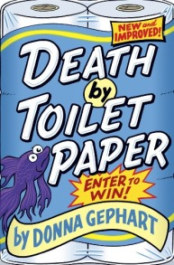 Death by Toilet Paper book cover