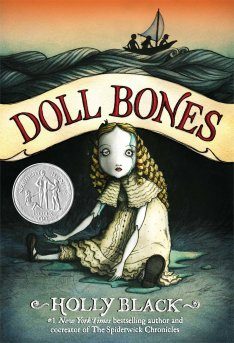 Doll Bones book cover