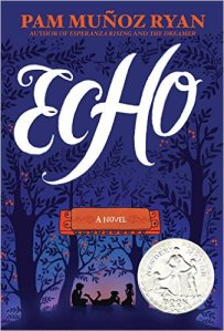 Echo book cover
