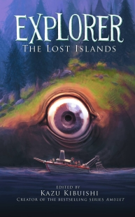 Explorer: The Lost Islands book cover