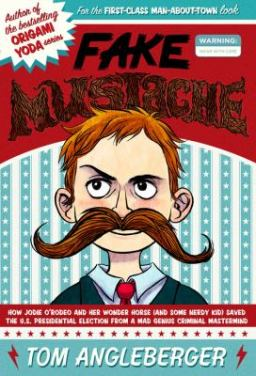 Fake Mustache book cover