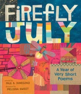 Firefly July book cover