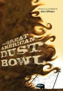 The Great American dust bowl book cover