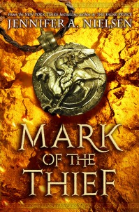 Mark of the Thief book cover
