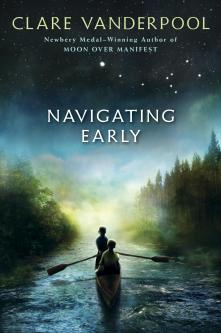 Navigating early book cover