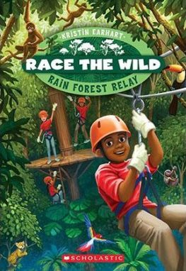 Rain Forest Relay Book Cover