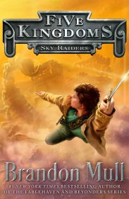 Five Kingdoms: Sky Raiders book cover