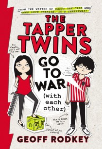 Tapper Twins Go to War book cover