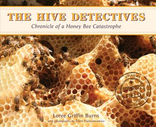 The Hive Detectives book cover