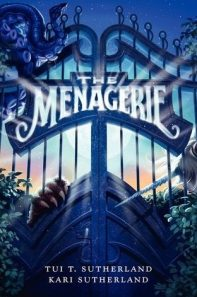 The Menagerie book cover