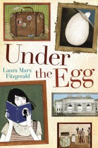 Under the Egg book cover