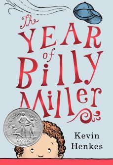 The Year of Billy Miller book cover