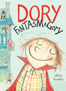 Dory Fantasmagory book cover