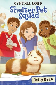 Shelter Pet Squad Book Cover
