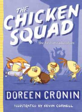 The Chicken Squad book cover