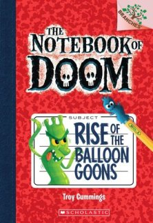 Rise of Balloon Goons book cover