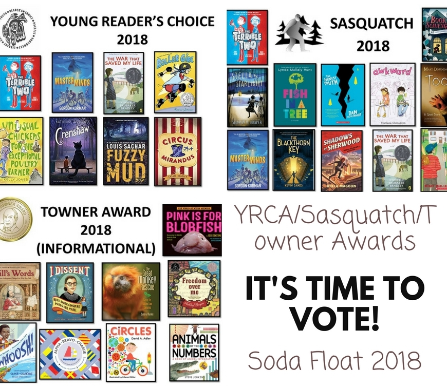 Soda Float 2018 image of nominees
