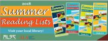 ALSC summer reading logo