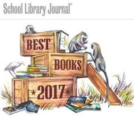 SLJ best books 2017 logo