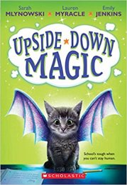 cover of Upside Down Magic