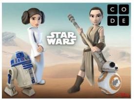 Star Wars HOC image code.org