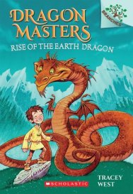 Dragon Masters: Rise of the Earth Dragon book cover