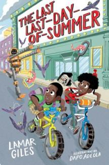 The Last Last day of Summer book cover