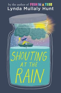 Shouting at the Rain book cover