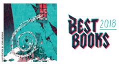 School Library Journals Best Books 2018 Logo