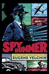 Spy runner Book cover