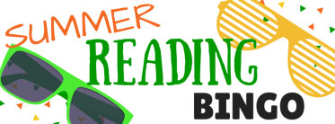 Summer Reading Bingo Header Image