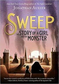 Sweep the story of a girl and her monster book cover