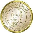 Towner Award Medal image