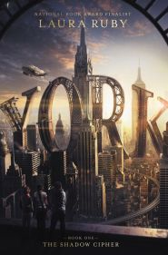 York: The Shadow Cipher book cover